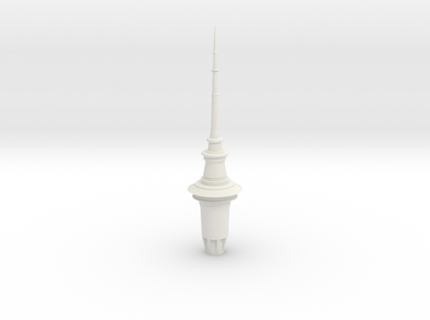 Auckland SkyTower 1:500 Top Section