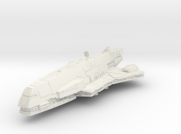 1/144 Imperial Assault Carrier (Gozanti) (single p