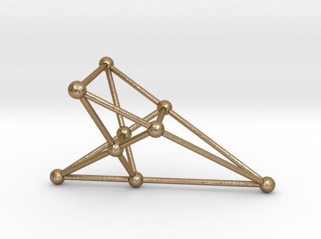 Desargues's Golden Configuration (female)