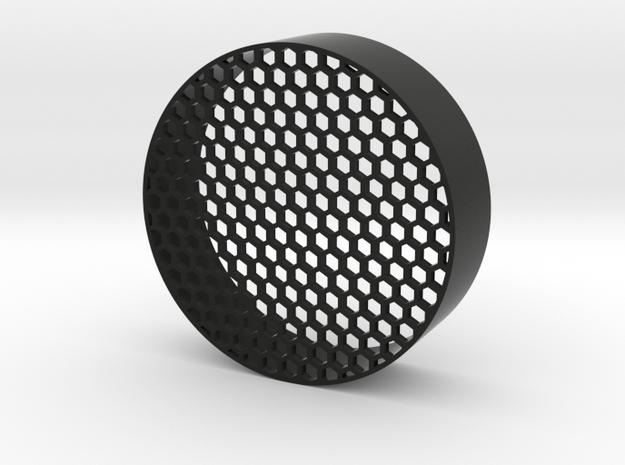 killflash honeycomb 95.80 MM in Black Natural Versatile Plastic