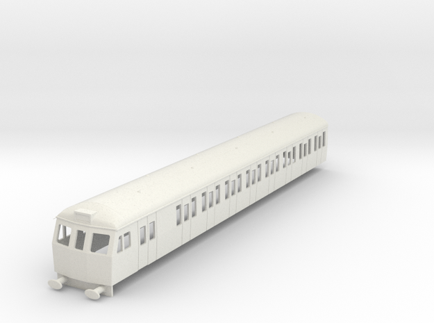 O-76-cl504-driver-motor-coach in White Natural Versatile Plastic