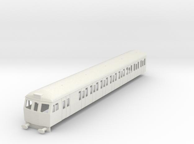 O-100-cl504-driver-motor-coach in White Natural Versatile Plastic