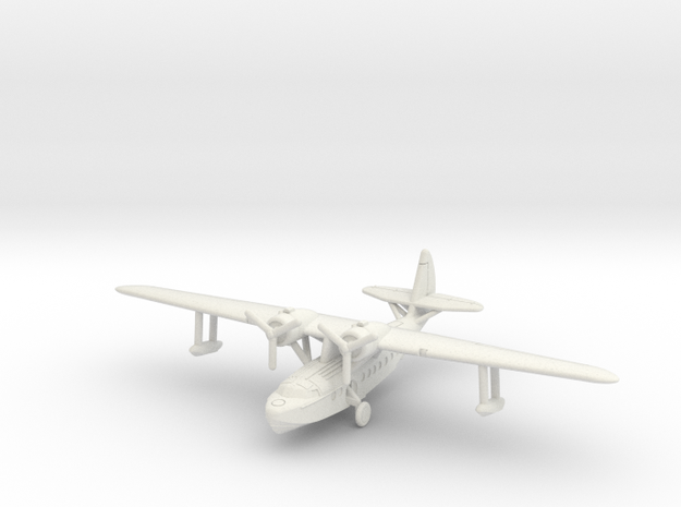 Sikorsky S-43 1/350 scale with u/c down
