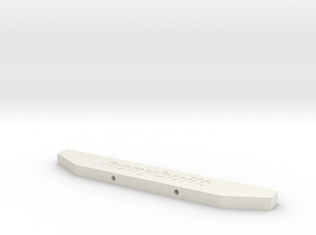 Querträger Pritsche MST CFX Hinten in White Strong & Flexible