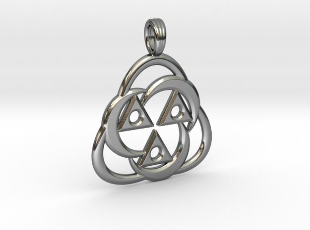 ANCIENT AURA in Premium Silver