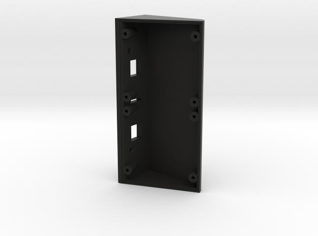 Ring Doorbell 2 - 70 degree Wedge in Black Natural Versatile Plastic