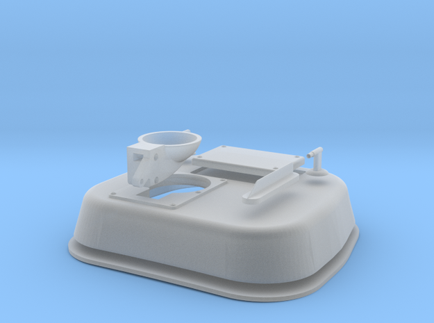 1.8 PHARE RETRACTABLE TIGRE in Smooth Fine Detail Plastic