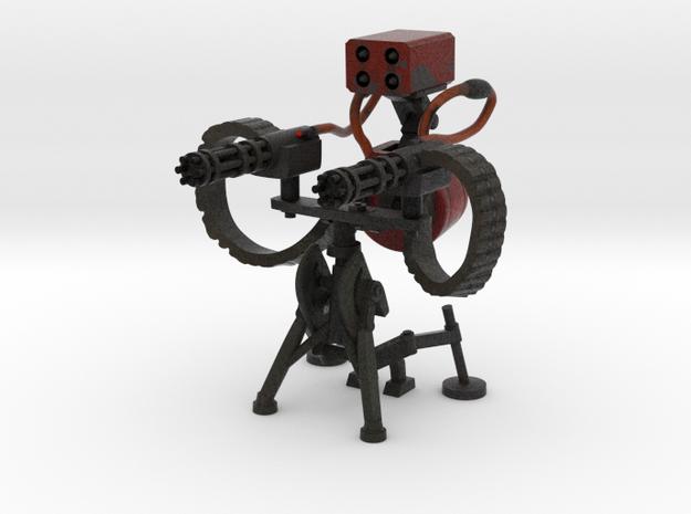 TF2 sentry level 3 (textured model)