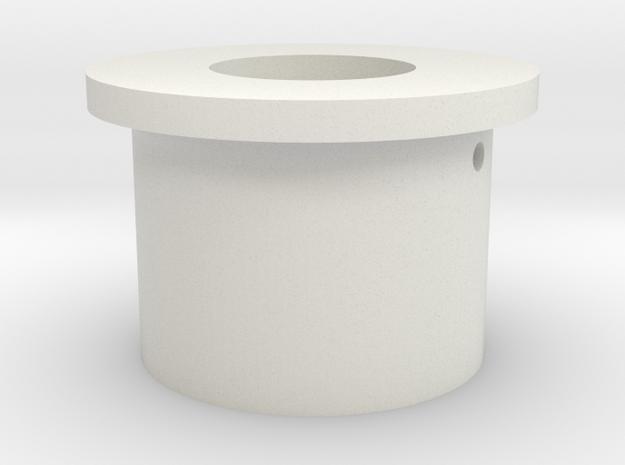 "Neopixel Blade Plug 1"" (TCSS blade diffuser) in White Natural Versatile Plastic"