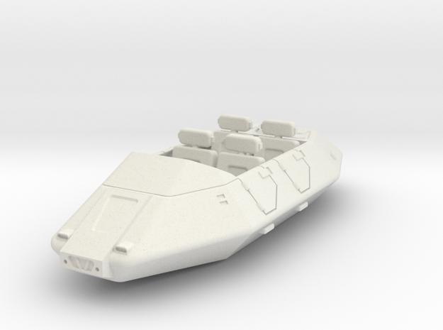 AC14 Air/Raft 4 Passenger (28mm) in White Strong & Flexible