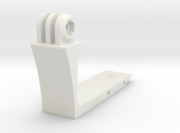 Mavic Pro Tablet Mount v4 bottom-mid in White Strong & Flexible