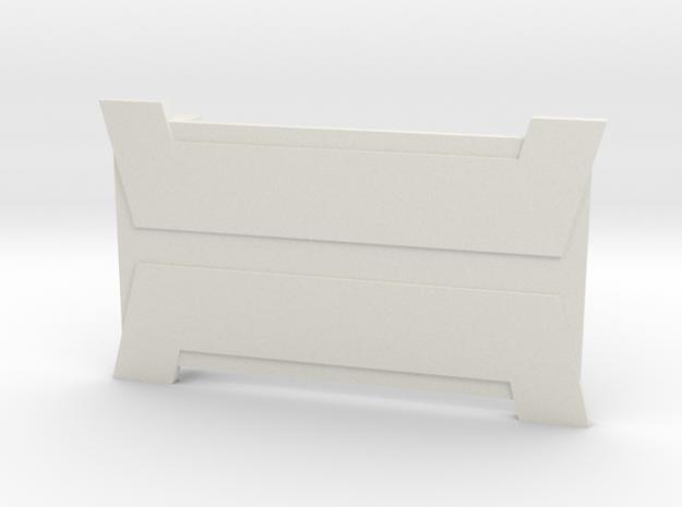 The Outsider in White Premium Versatile Plastic