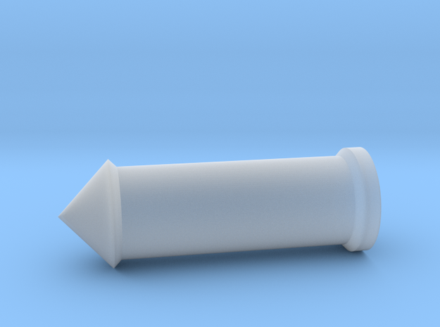 Litfaßsäule 1:72 in Smooth Fine Detail Plastic