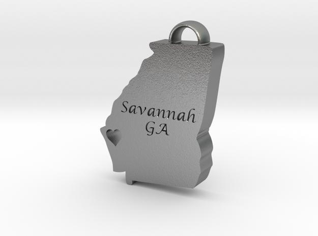 Home is Where the Heart Is: Savannah, Georgia