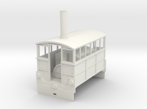 Wantage Tramway no4 Hughes Tram 1/32 scale