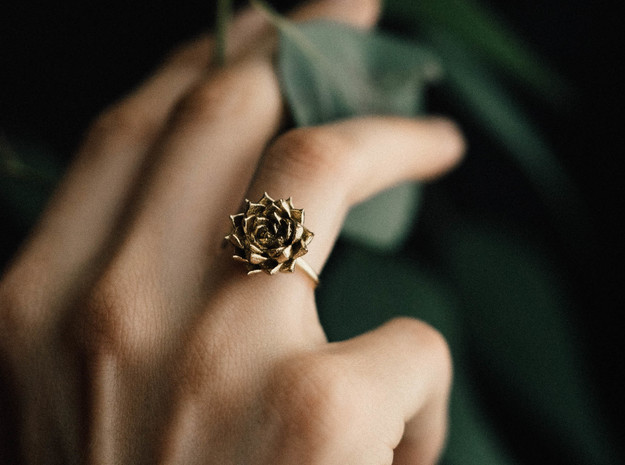 Succulent Stacking Ring No. 5