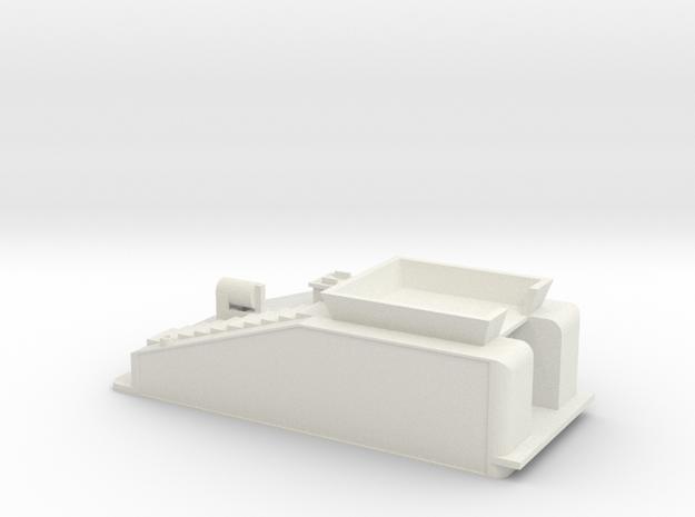 tender_03 02 in White Natural Versatile Plastic