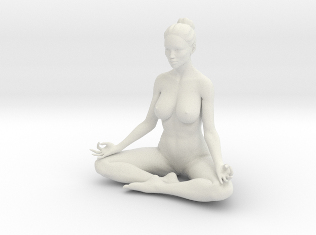 Female yoga pose 011