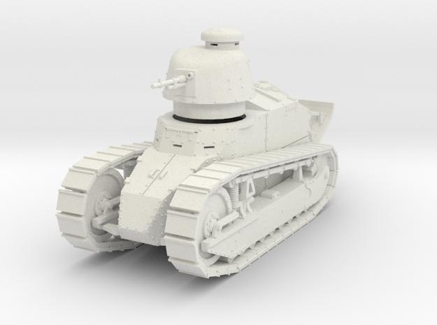 PV06D Renault FT Char Mitr (Girod turret)(1/43) in White Strong & Flexible