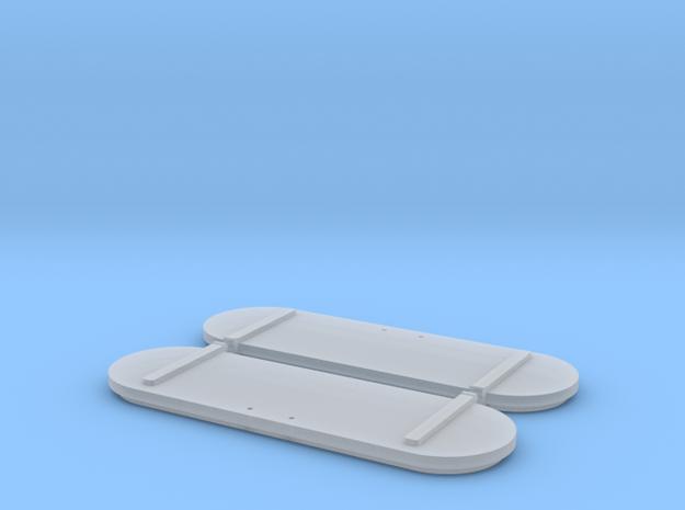 S1-712  Wasserkastendeckel Märklin BR80 in Smooth Fine Detail Plastic