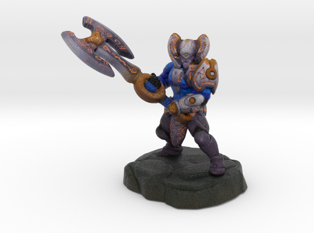 Sven (Cyclopean Marauder set) in Full Color Sandstone
