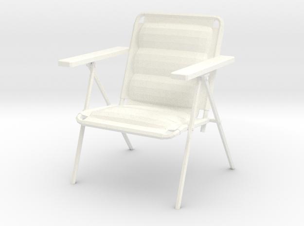 'Patio Paradise' Lawn Chair 1:12 Dollhouse