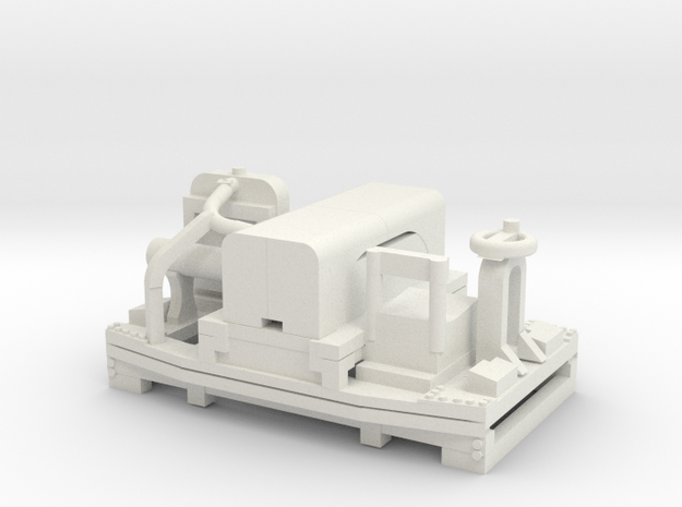 a-87-20hp-simplex-1a in White Strong & Flexible