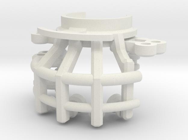 Phoenix Props - Kylo - Sith Master Part 3 CC2 in White Natural Versatile Plastic