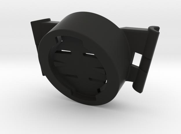 Garmin Seat Rail Mount Fizik Aliante in Black Natural Versatile Plastic