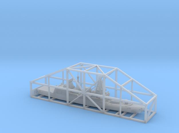 1/1250 HMS Daring in Smooth Fine Detail Plastic