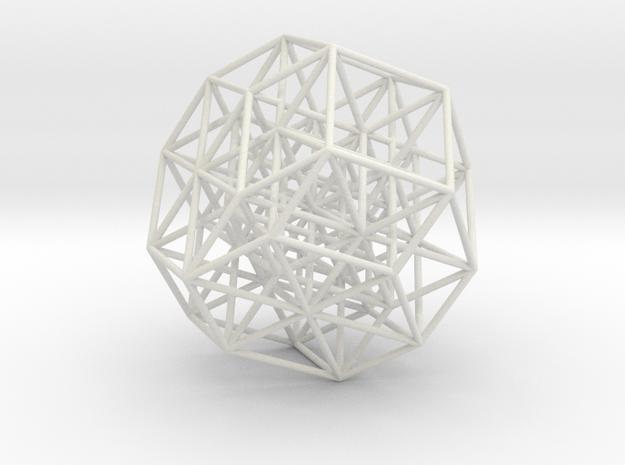 6D Cube Projected into 3D - B6
