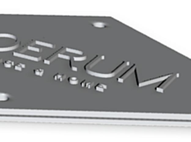 KJ Boerum Cg4 3d printed