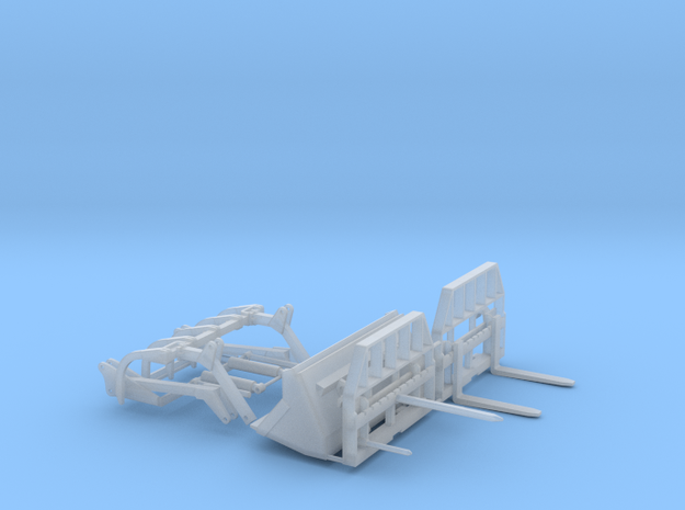 1/64 Loader Attachments