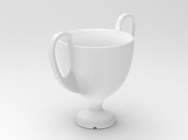 one cup a day | Day 07: Champions Coffee Cup 3d printed Champions 01