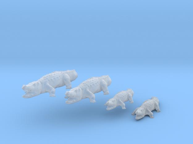 Krokodile - 1:160 (N scale)