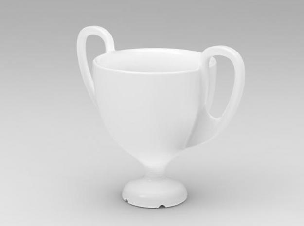 one cup a day | Day 07: Champions Coffee Cup 3d printed Champions