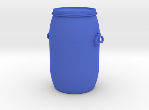 DRUM 1-24 in Blue Processed Versatile Plastic
