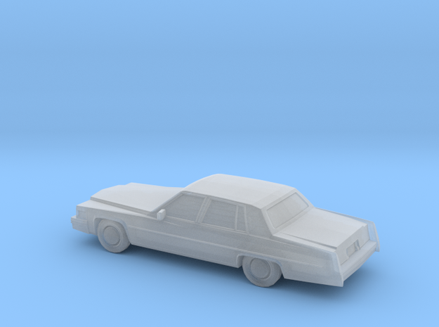 1/220 1977 Cadillac Fleetwood Brougham in Frosted Ultra Detail