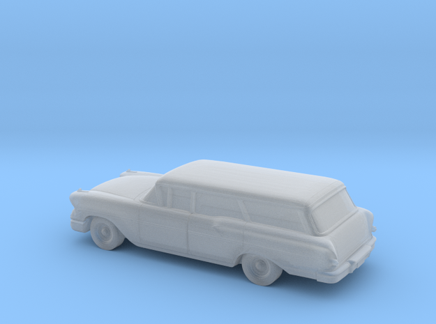 1/220 1958 Chevrolet Nomad in Frosted Ultra Detail