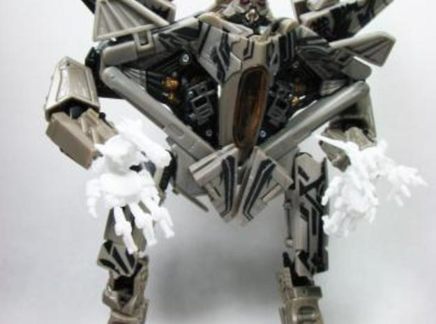 ROTF voyager Starscream poseable hands