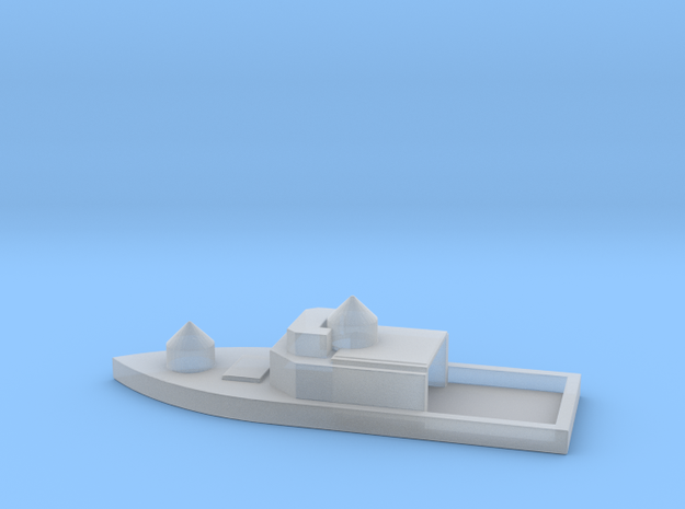 Vietnam River Boat ASPB 1:285 in Frosted Ultra Detail