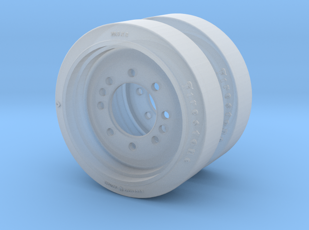 C135844 RIM AND DISC ASSEMBLY 1:35