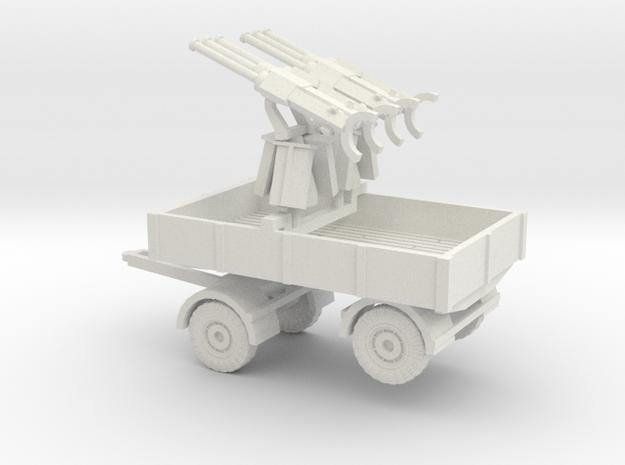 1/144 Flak trailer Drilling