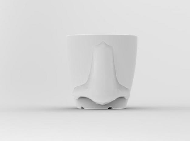 one cup a day | Day 17: Aroma Cup 3d printed front