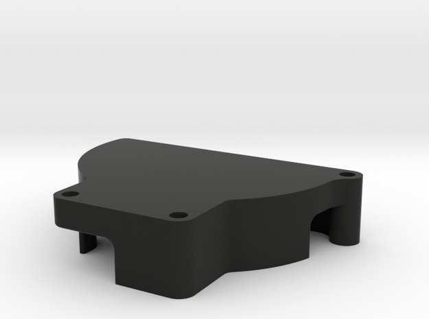 Motor wire cover in Black Strong & Flexible