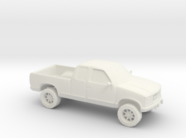 GMC 1999 7.5 cm in White Natural Versatile Plastic