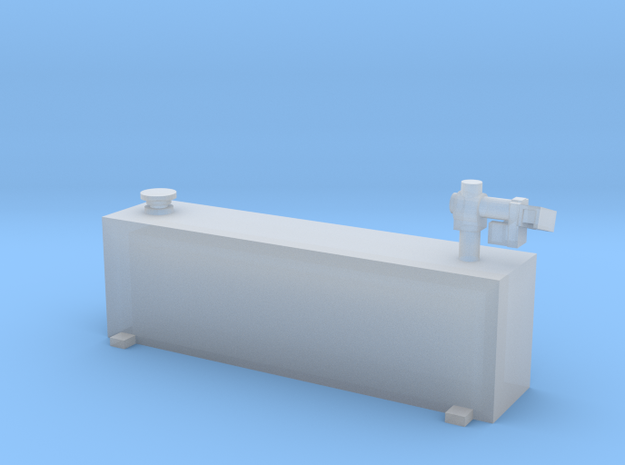 1/64 50 gallon vertical tank in Smooth Fine Detail Plastic