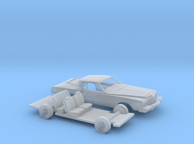 1/160 1973 Buick Riviera Kit