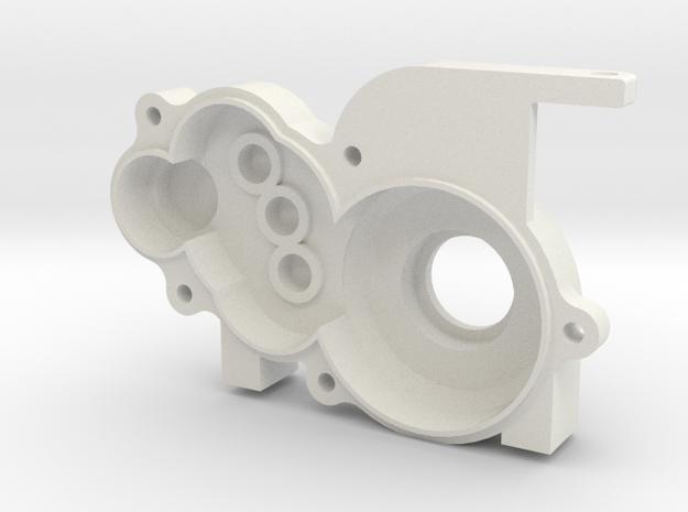 TEAM C 4 gear Laydown RH in White Strong & Flexible