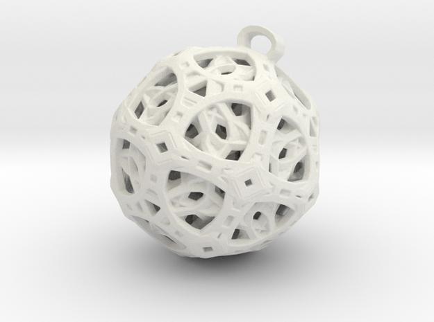spectral jewel in White Natural Versatile Plastic